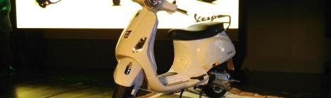 Vespa Clásica, diseño italiano ahora en México