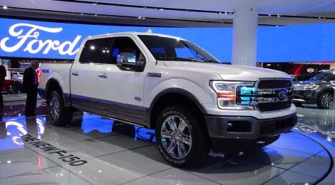 Ford F150: Más que un rostro nuevo