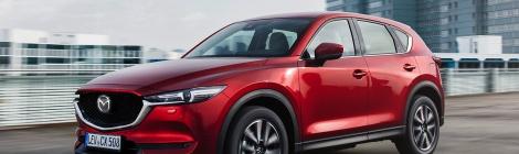 Mazda CX-5 2018 llega a México. Te damos las versiones y precios