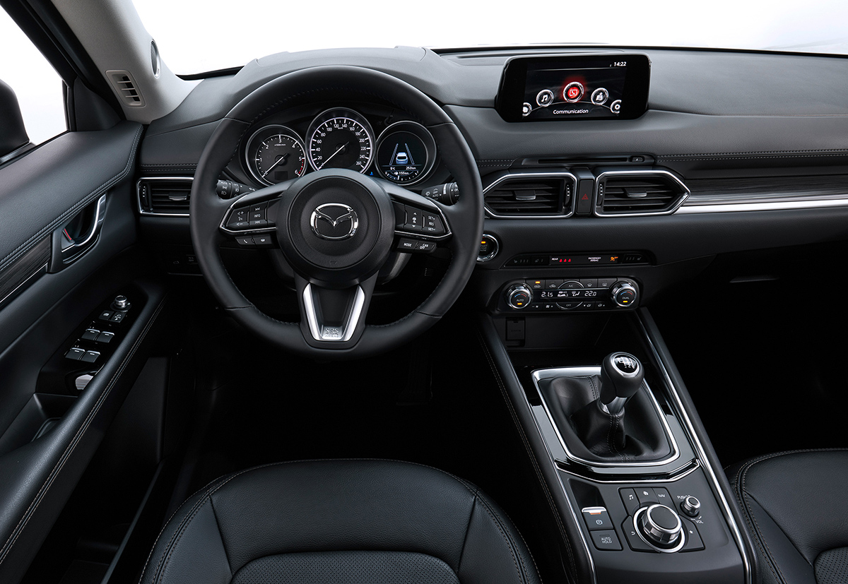 2018 mazda cx 5 interiour pictures to pin on pinterest for Interior mazda cx 5