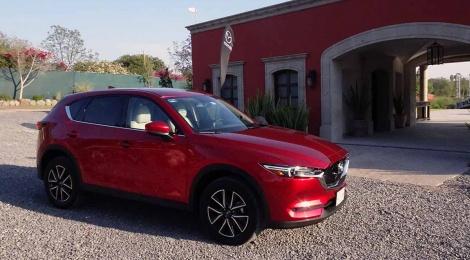 Mazda CX-5: La importancia de los detalles, incluso los que no se ven.