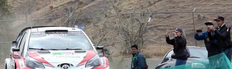 TOYOTA GAZOO RACING WRC: CON TODO, HICIERON PUNTOS EN MÉXICO