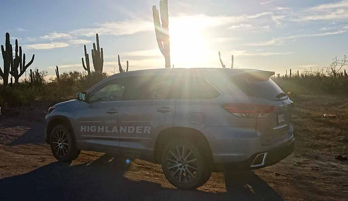 Toyota Highlander 0 (5)
