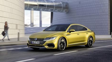 Volkswagen Arteon: Poderosamente atractivo