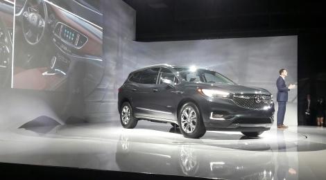 Buick Enclave Avenir: Va a venir con mayor lujo y equipamiento