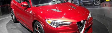 Alfa Romeo Stelvio: si llegará a México