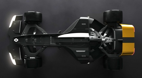 AUTO SHANGHAI 2017: RENAULT, UN CONCEPTO DE F1 VISIONARIO