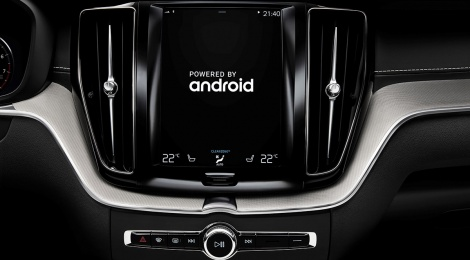 Volvo Cars y Google desarrollan de nuevos sistemas de conectividad