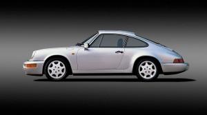 1988, 911 Carrera 4, Typ 964, Generationen