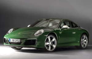 Porsche 1millon