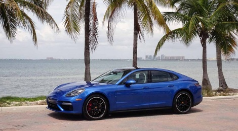 Porsche Panamera Turbo: Una exclusiva desde Miami, Florida.