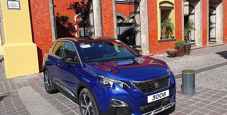 Peugeot 3008: El aroma del placer