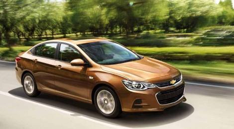 Chevrolet Cavalier: Ahora también viene de China