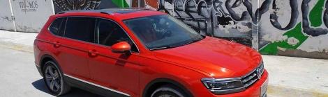 Volkswagen Tiguan: Mas allá del terreno conocido