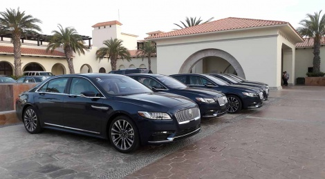 LINCOLN CONTINENTAL: LUJO INTERNACIONAL