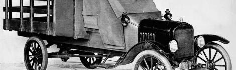 Ford: Hace 100 años nació un campeón y un héroe de mil batallas