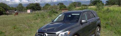 Mercedes-Benz GLE 500 e Plug In Hybrid: El lado poderoso de la eficiencia.