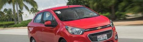 Chevrolet Beat Notchback: El espacio y la distancia