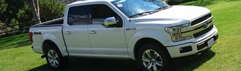 Ford Lobo: Escala más alto
