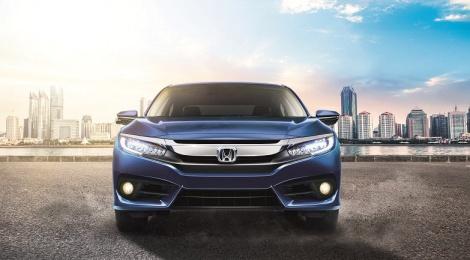 Honda México agrega dos nuevas versiones a la gama del Civic 2018