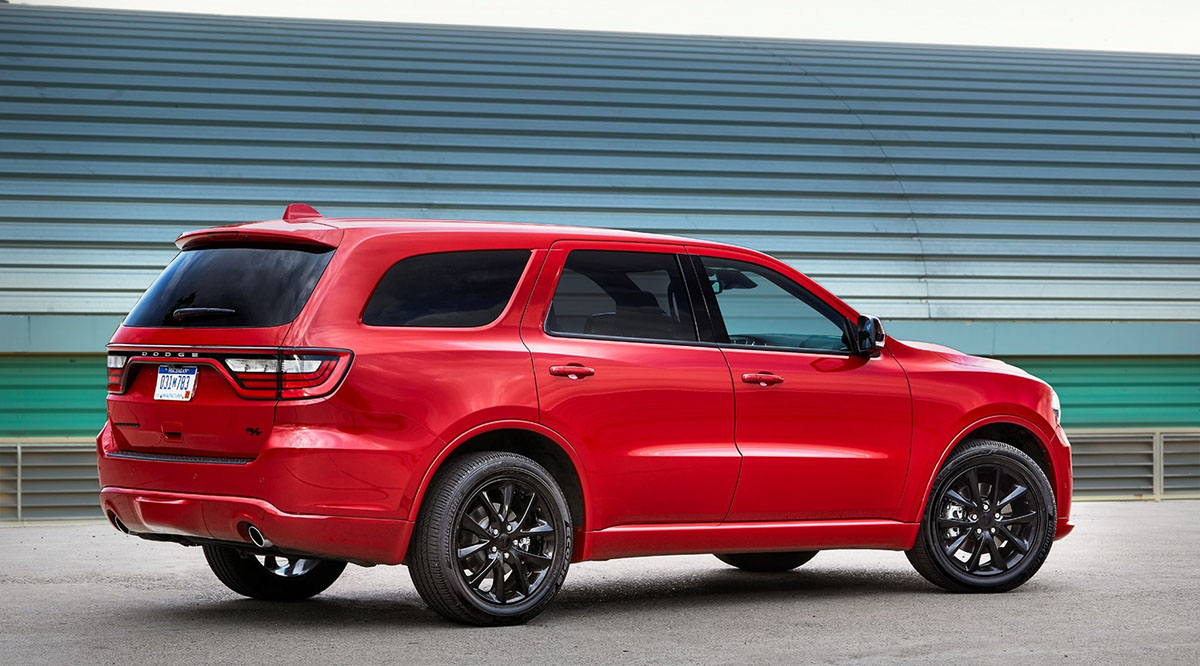 Dodge Durango RT_lat