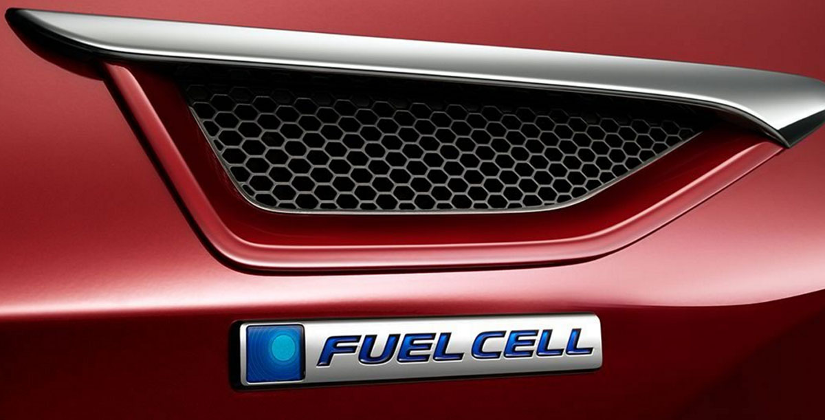 Honda Fuel Cell 3
