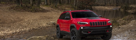 JEEP CHEROKEE 2019, EL SUV MEDIANO IMPARABLE