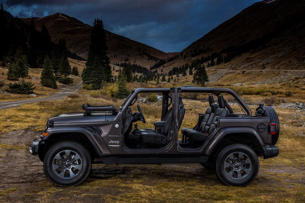 Jeep® Wrangler Sahara_9