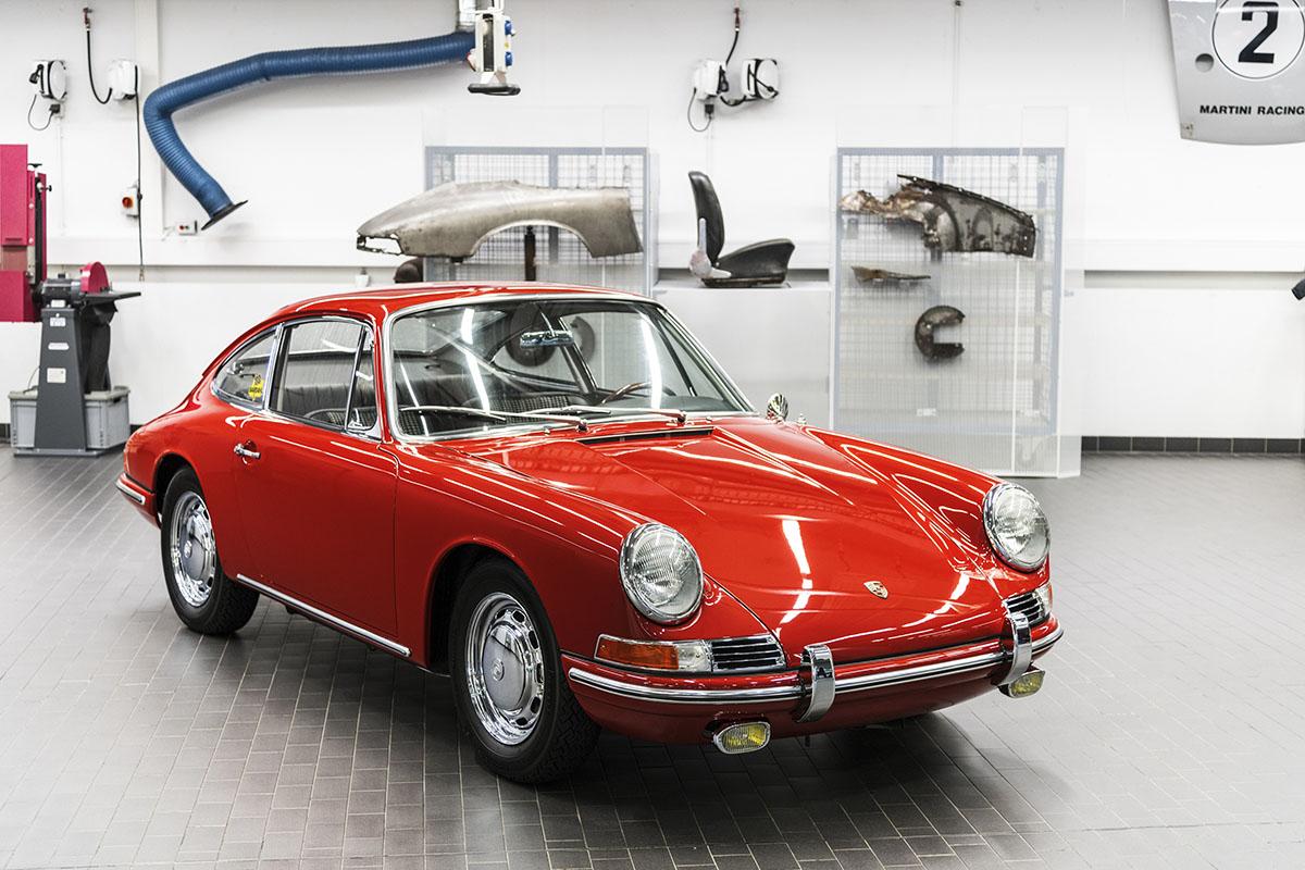 Museo Porsche 911-2