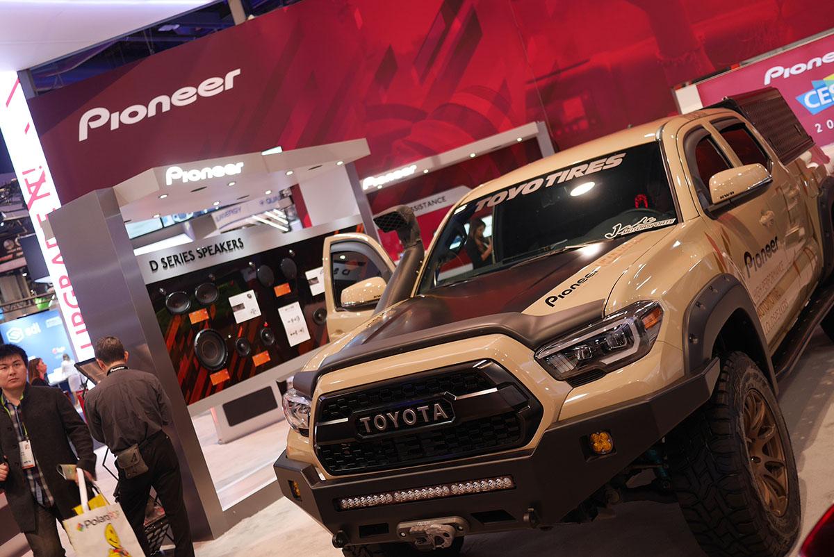 Pioneer CES 2018 b