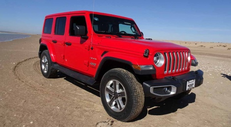 Jeep Wrangler 2018: Imbatible