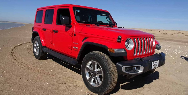 Jeep Wrangler 2018: Imbatible