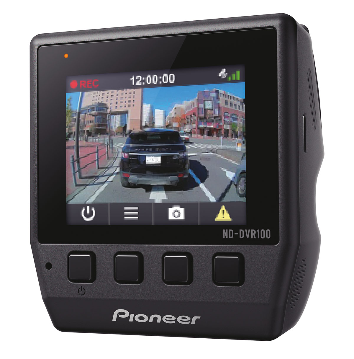 Pioneer ND-DVR100 Dash Camera- Rear View
