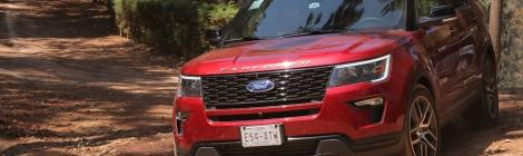 Ford Explorer 2018: llévate a la familia completa