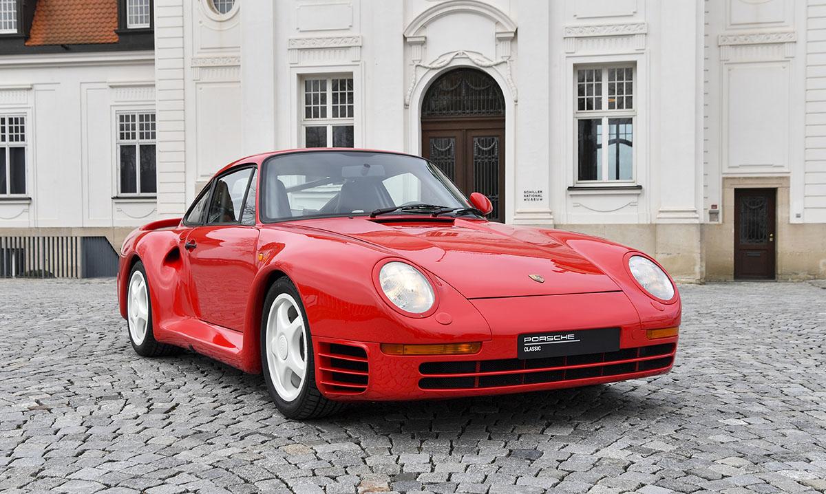 Porsche Classic | Restaurierungen | 2018