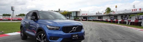 Volvo XC40: escandinavo legitimo