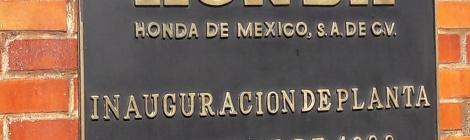 HONDA: 30 AÑOS DE DESARROLLO EN MÉXICO