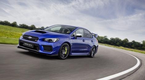 Subaru WRX STI 2018: Imperdible