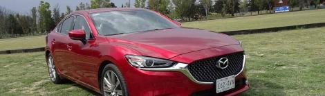 Mazda6 2019: Mejoras sin concesiones