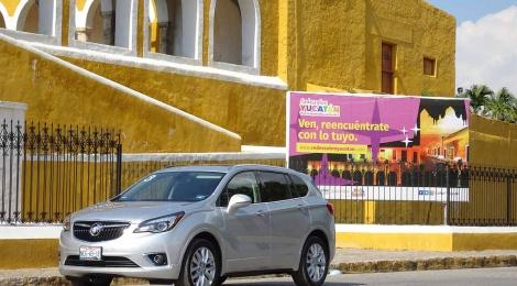 Buick Envision 2019: El lado oriental de la marca