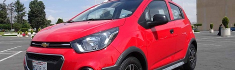 Chevrolet Beat Activ: Urbanita total