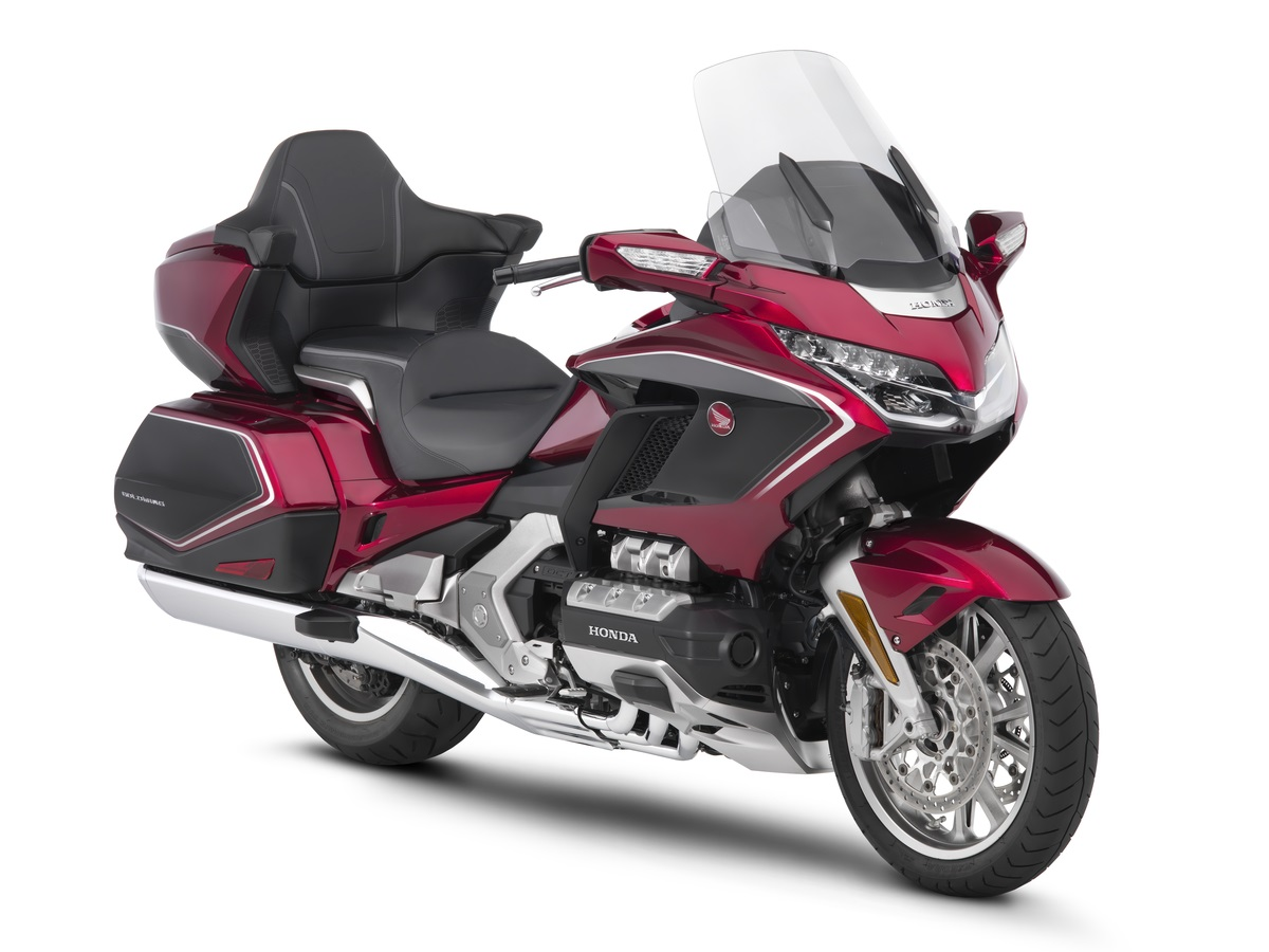 2018 Honda Gold Wing Tour DCT