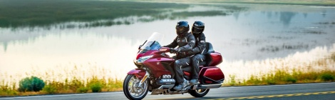 HONDA: PRESENTA GOLD WING TOUR