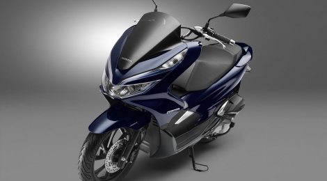 HONDA MOTOS: NUEVA scooter PCX HYBRID