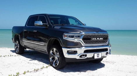 Ram 1500 Limited 2019: La invención del Techno-Country
