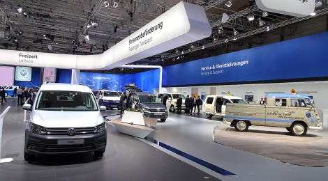 IAA Vehículos Comerciales 2018