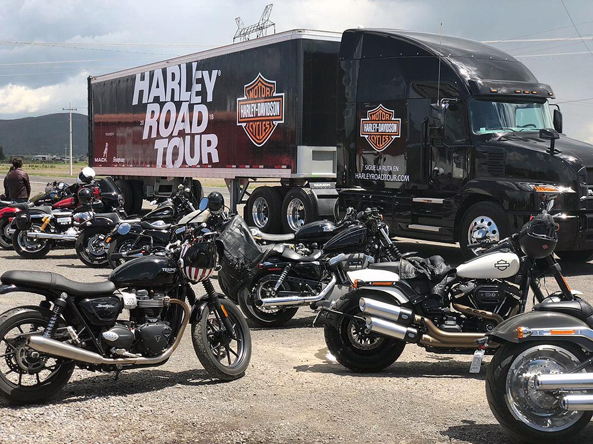 Harley tour01