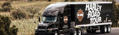 HARLEY-DAVIDSON: ROAD TOUR 2018