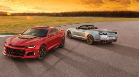 CHEVROLET: CAMARO 2019 YA DISPONIBLE