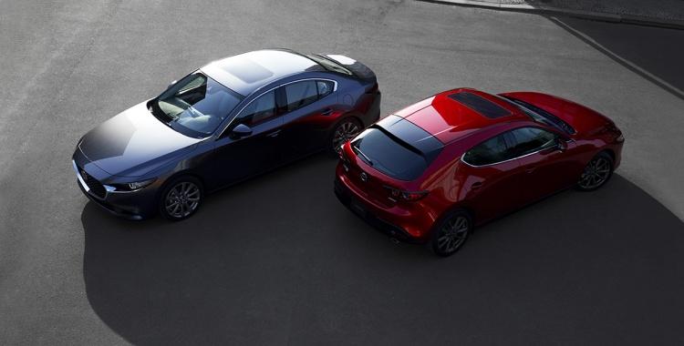 Mazda3: La nueva generación es cuestión de arte